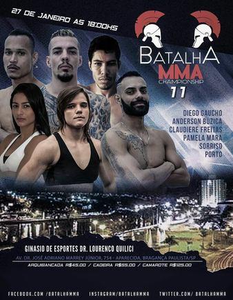 Batalha MMA 11