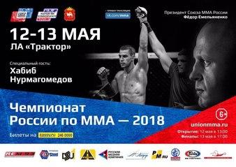 Russian MMA Championship 2018