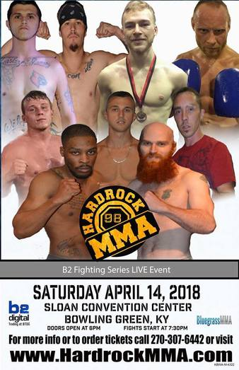 Hardrock MMA 98