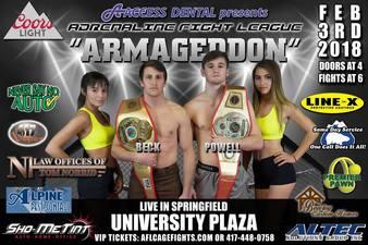 Adrenaline Fight League