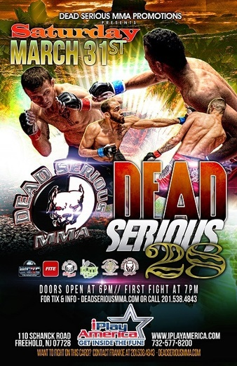 Dead Serious 28