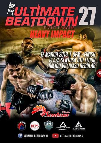 Ultimate Beatdown 27