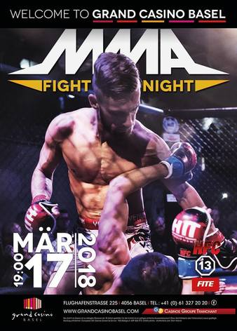 Hard Fighting Championship 13