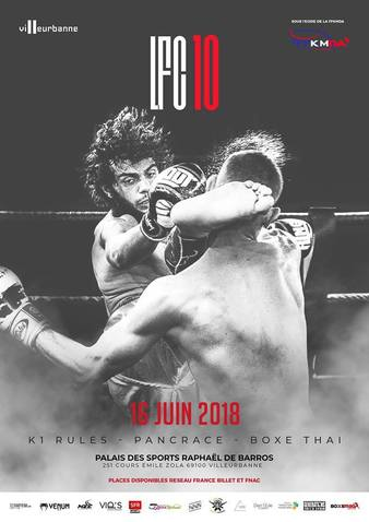 Lyon Fighting Championship 10