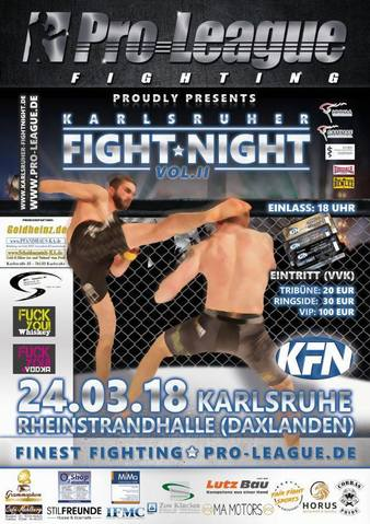 Karlsruher Fight Night 2