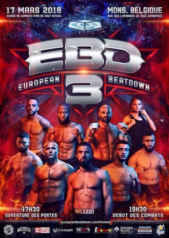 European Beatdown 3