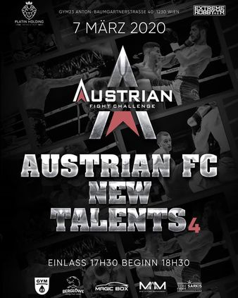 Austrian FC New Talents 4