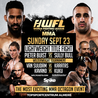World Fighting League MMA 3