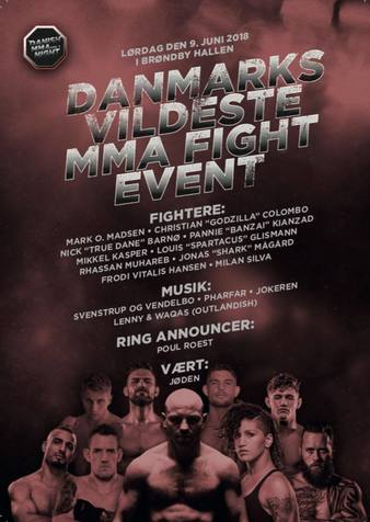 Danish MMA Night