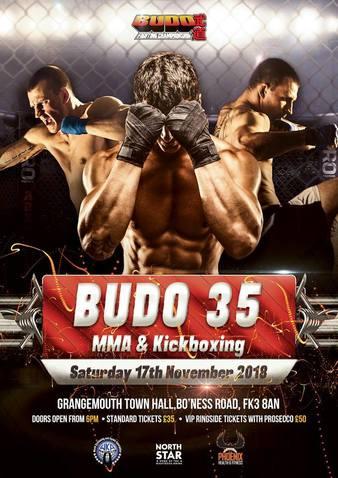 Budo Fighting Championships 35