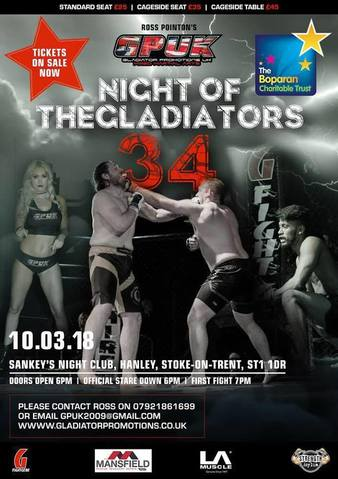 Night of the Gladiators 34