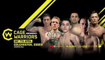 British Challenge MMA 21