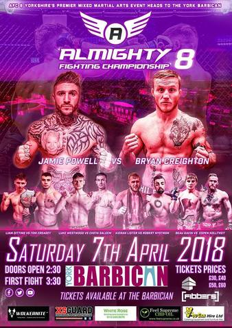 Almighty Fighting Championship 8