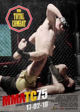 MMA Total Combat 75