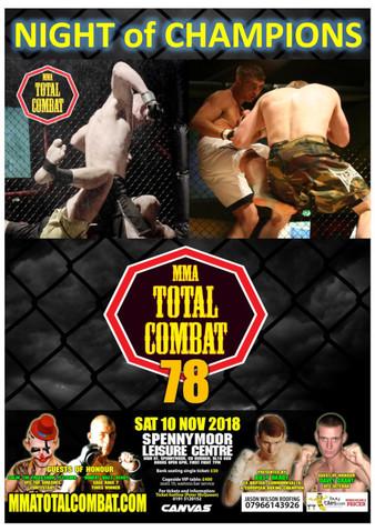 MMA Total Combat 78