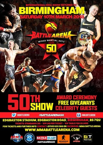 Battle Arena 50