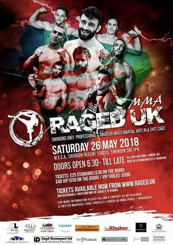 Raged UK 8