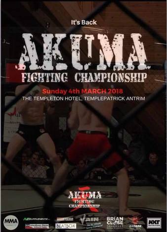 Akuma Fighting Championship 11