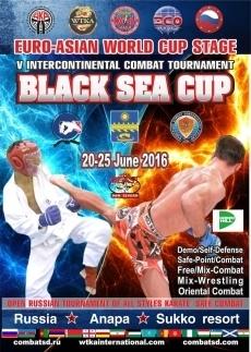 WCSA Combat Ring 19