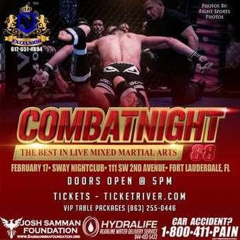 Combat Night 88