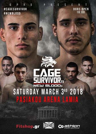 Cage Survivor 11