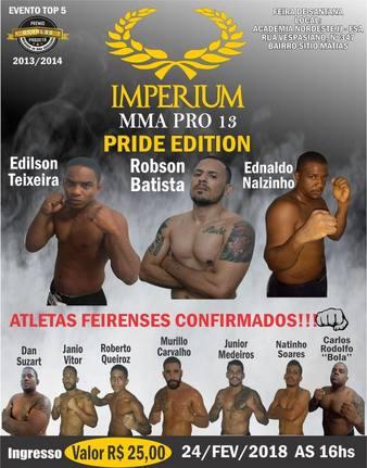 Imperium MMA Pro 13