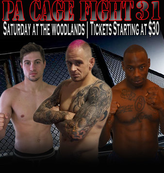 PA Cage Fight 31