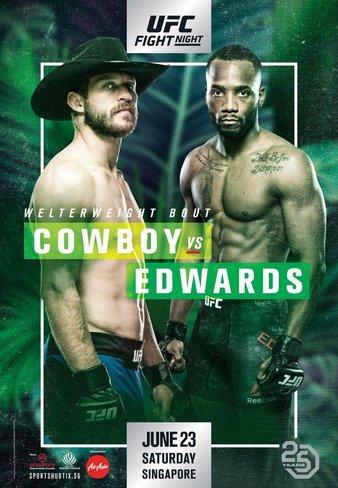 UFC Fight Night 132