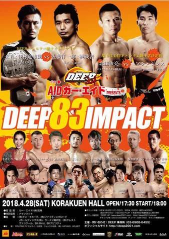 DEEP 83 Impact