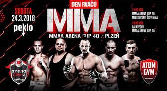 MMAA Arena Cup 40