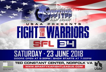 Spartyka Fight League 34
