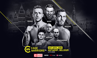 Cage Warriors 94