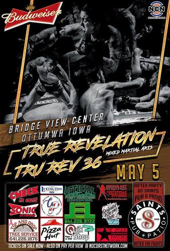 True Revelation MMA 36