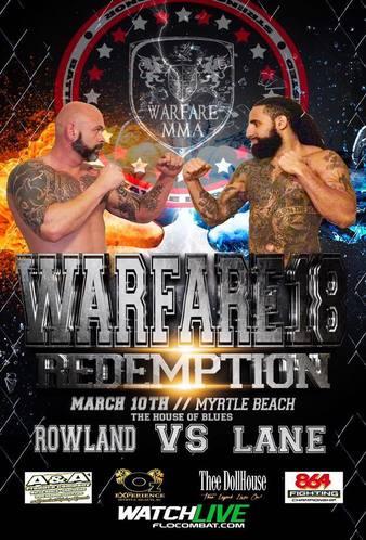 Warfare MMA 18