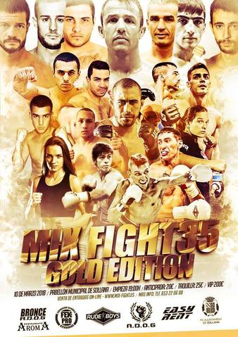 Mix Fight Events 35