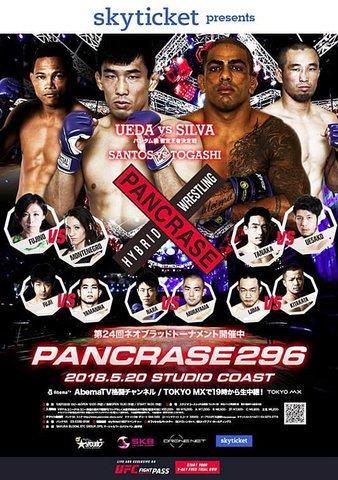 Pancrase 296