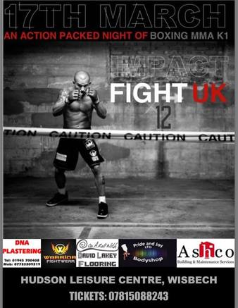 Impact Fight UK 12