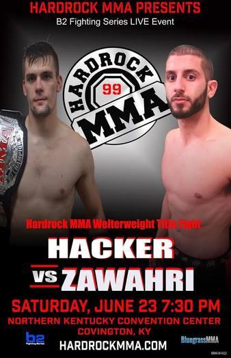 Hardrock MMA 99