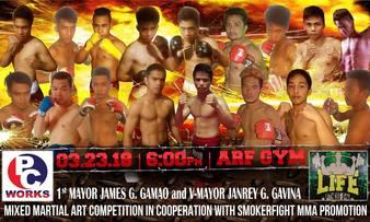 Smoker Fight 19
