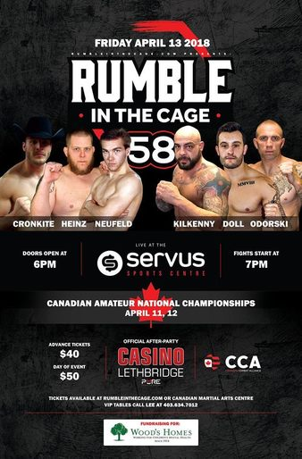 Rumble In The Cage 58