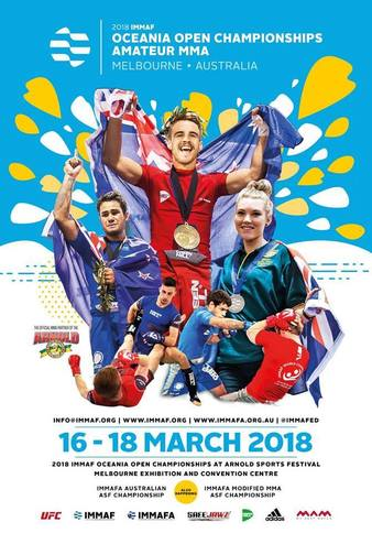 2018 IMMAF Oceania Open Championships