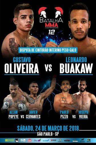 Batalha MMA 12