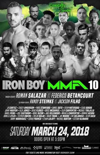 Iron Boy MMA 10