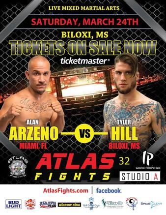 Atlas Fights 32