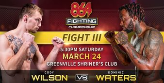 864 Fighting Championship