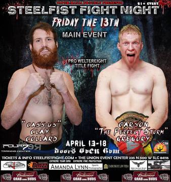 SteelFist Fight Night 57