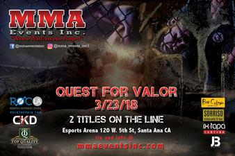 MMA Events Inc