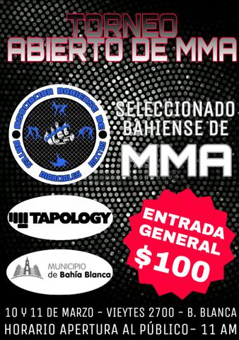 Torneo Abierto de MMA