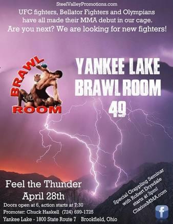 Yankee Lake Brawlroom 49