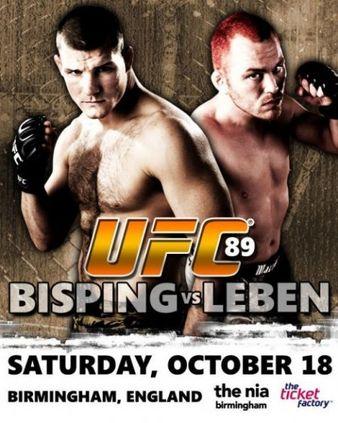 UFC 89